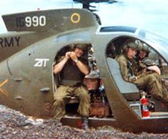 Vietnam Door Gunners Association | October 1970, Nate Shaffer (door gunner) Bruce Campbell (pilot) Rae ...