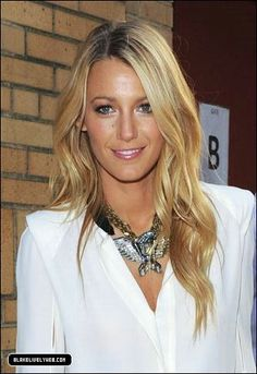 Blake Lively's hair = perfection