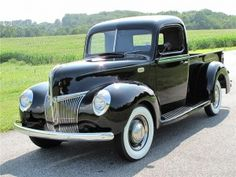40s Ford Pickup Classic Trucks, Classic Cars, Trucks Only, Old Pickup Trucks, Rescue Vehicles, Vintage Trucks, Custom Trucks, Cars And Motorcycles, Antique Cars