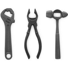 6th Anniversary Traditional Iron - Cast Iron Tool Bottle Opener, great gift for a guy!