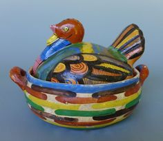 371 Best Vintage Tlaquepaque Pottery Images On Pinterest