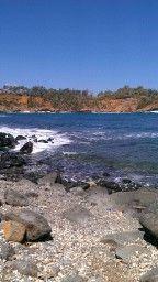 Hilo side of the island