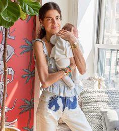Being Mama: Leandra Medine Cohen Milan Fashion Weeks, New York Fashion, London Fashion, Stockholm Street Style, Paris Street, Spring In New York, Vanessa Jackman, Jamie Chung, Leandra Medine