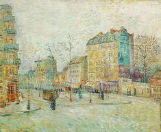 Vincent van Gogh. Boulevard de Clichy