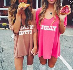 ♡ peanut butter and jelly