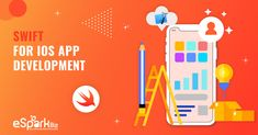 Nowadays there won't be any iOS developer around the globe who hasn't heard about Swift. It has taken the whole industry of iOS app development by storm. Many experts believe that Swift is the future of iOS app development. Swift Programming Language, C Programming, Programming Languages, Mobile Application Development, App Development, Objective C, Ios Developer, Any App, Idioms