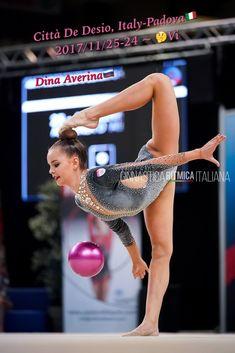 Dina AVERINA (Russia) ~ Ball @ National Championships in Italy-Padova 2017/11/26-25 ☘☘   Photographer Ginnastica Ritmica Italiana.