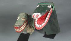 Two Alligator Puppets - Just Folk