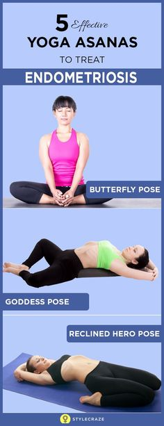5 Effective Yoga Asanas To Treat Endometriosis Pain from endometriosis is like a knife to the abdomen. Are you willing to do anything to get rid of it? Natural remedies are simple but effective ways to tackle the pain Endometriosis Pain, Endometriosis Awareness, How To Treat Endometriosis, Natural Remedies For Endometriosis, Endometriosis Quotes, Ab Workouts, Cardio, Yoga Exercises, Stretches