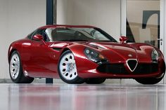 Alfa Romeo Zagato TZ3 Stradale - yes, please.....