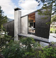 Battersby Howat / modern house architecture > angular