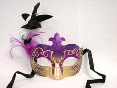 Venetian Princcess Eye Mask