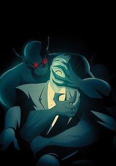 Skrull by Juan Doe