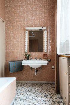 Bathroom Villa Borsani Osvaldo Borsani Varedo Milan