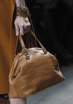Highlights from the Bottega Veneta Women's Fall-Winter 2013/2014 accessory collection