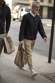 // men's fashion, street style