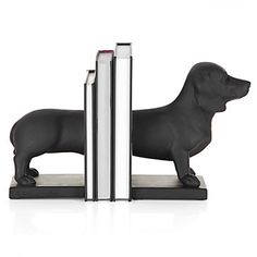 Dachshund Bookends | Bookends | Decorative Accessories | Home Accents | Decor | Z Gallerie