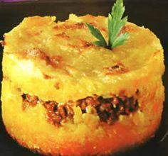 Pastel de Choclo, Salado (Corn Cake, Savory)
