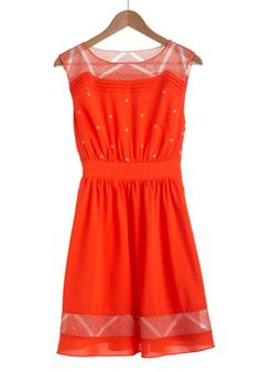 Cayenne and Then Dress, #ModCloth