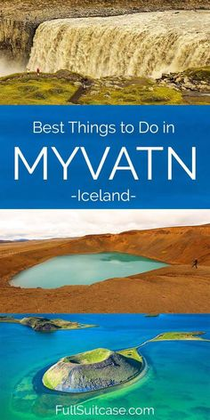 Things to do in Myvatn Iceland #icelandtravel