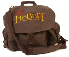 J!NX : The Hobbit Logo Backpack - Clothing Inspired by Video Games & Geek Culture