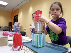 Week one at MCC Tech Camp | Building Super Structures (entering grades 1-4) June 16-19