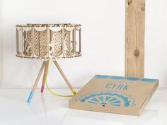Carousel Table Lamp