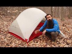 MSR Hubba Hubba NX Backpacking Tent - YouTube