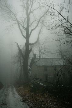 House of Broken Dreams by Stephen's PhotoArt