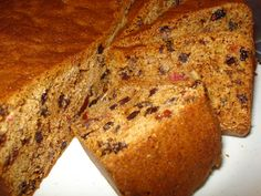 Fabulous Boiled Fruitcake