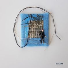 SOLD #9 Finding ways to better – Rotterdam architecture  minimass® TINY ART by Anne-Marie Ros .nl