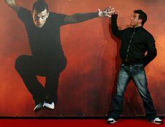 Robbie Williams, Male Beauty, Bae, Leather Pants, Singer, My Love, Fancy, Album, Music