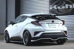 Toyota CH-R mod
