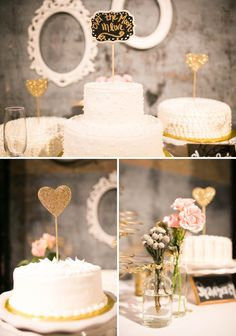 love this new year's eve inspired wedding decor