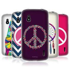 HEAD-CASE-PEACE-EMBLEMS-SILICONE-GEL-CASE-FOR-LG-NEXUS-4-E960