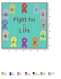 Plastic Canvas Crafts, Plastic Canvas Patterns, Awareness Ribbons, Cancer Awareness, Autism Crafts, Beaded Angels, General Crafts, Covered Boxes, Wall Canvas