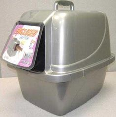 Cp - 6 Cat Pan With Hood Enclosure - Large Assorted (CP6)
