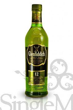 Whiskey Single Malt Glenfiddich