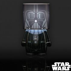 Star Wars Lampe D?ambiance Look-alite Led Mood Light Darth Vader 25 Cm - Taille : TU