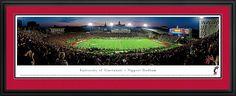 Cincinnati Bearcats Framed Panoramic Poster Print - Nippert Stadium - Carson Field