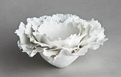 ... ceramic sandra davolio les fleurs de porcelaines légères légères