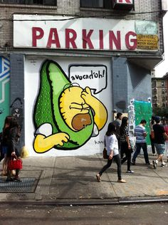 Street Art New York meets Peter Saul - SCHIRN MAG