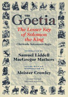 Goetia - A Chave Menor de Salomão – Wikipédia, a enciclopédia livre