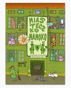 Pierwsza z serii pomysłowych książek obrazkowych o miasteczku Mamoko. Każda rozkładówka to bajecznie narysowana panorama fragmentu tytułowego miasteczka. Razem tworzą obraz jednego dnia z życia Mamoko i jego sympatycznych mieszkańców. Uważne dziecięce oko odnajdzie tu kilkanaście równolegle poprowadzonych historii, opowiedzianych wyłącznie za pomocą rysunków. Pełne najrozmaitszych szczegółów ilustracje można oglądać godzinami, śledząc przygody poszczególnych bohaterów, …