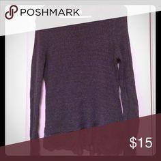 Grey holister light weight sweater Grey holister light weight sweater with lace at bottom. Never worn but tags taken off Hollister Tops Tees - Long Sleeve