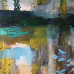 "Saatchi Art Artist Bjornar Aaslund; Painting, ""Dawn"" #art"