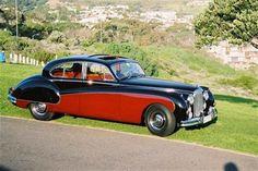 1958 Jaguar MKVIII