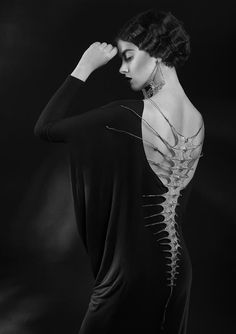 Nika Danielska Designs by Kate Strucka for Factice Magazine #17 » Strangely Compelling - Fashion | Art | Photography