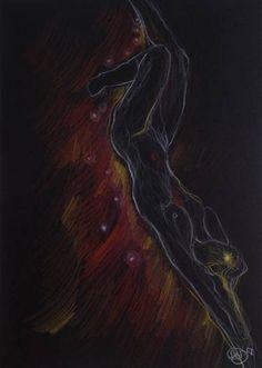 "Saatchi Art Artist Sylvia C Sosnovska Artist; Drawing, ""Journey"" #art"