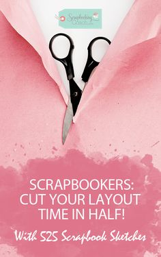 For Scrapbookers: Discover How To Start and Finish A Layout In Minutes, Not Hours! 525 New and Inspiring Scrapbooking Sketches Is a Brand New Ebook Packed Full of Layout Ideas To Instantly Inspire You! Each Sketch Shows Where to Put Your Photos, Embellishments and Title, So The End Product is Predictably Beautiful and Visually Appealing to the Eye. Get Inspired Today!